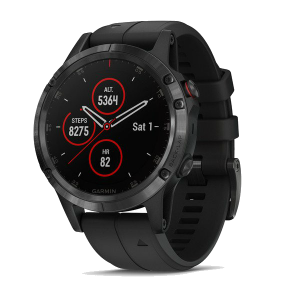 Fenix 5 Plus Zafiro